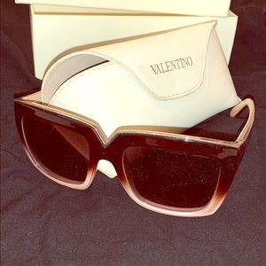 Valentino's sunglasses